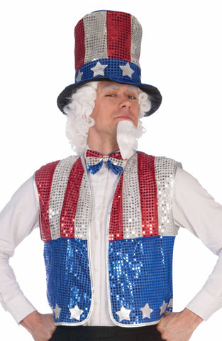 Uncle Sam Kit by Forum Novelties at Buffalo Breath Costumes