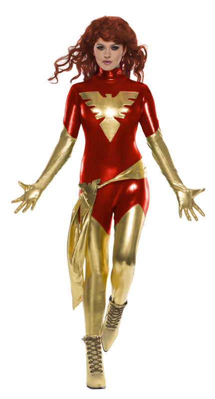 Dark Phoenix costume by Rubie's 700159 at Buffalo Breath Costumes