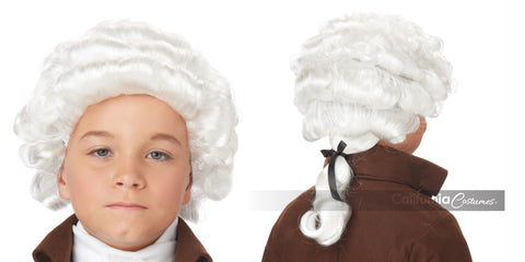Colonial Man Wig (child)