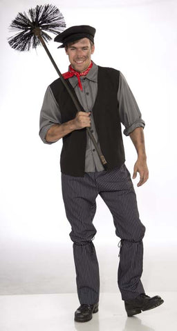Chimney Sweep costume for purchase at Buffalo Breath Costumes in San Diego