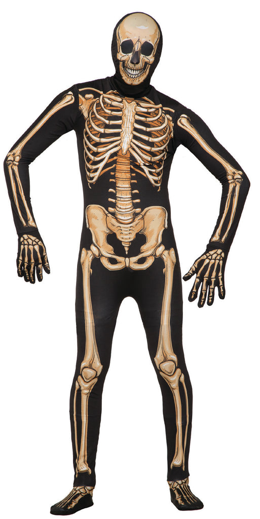 Disappearing Man Deluxe Skeleton costume by Forum Novelties #78870 at Buffalo Breath Costumes