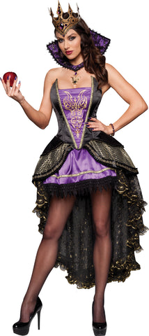 Evil Queen costume by InCharacter 8016 at Buffalo Breath Costumes