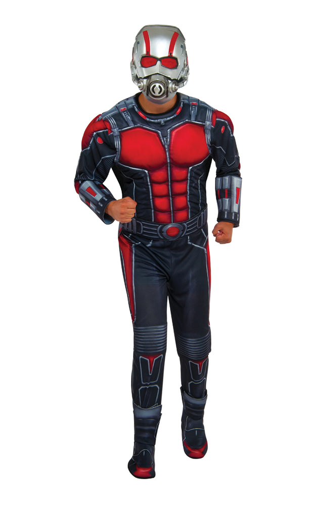 Marvel Avengers Ant-Man costume by Rubie's 810492 at Buffalo Breath Costumes
