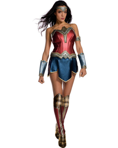 Wonder Woman costume from Rubie's at Buffalo Breath Costumes