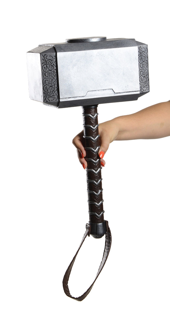 Thor Adult Hammer in Accessories from RUBIES at Buffalo Breath Costumes