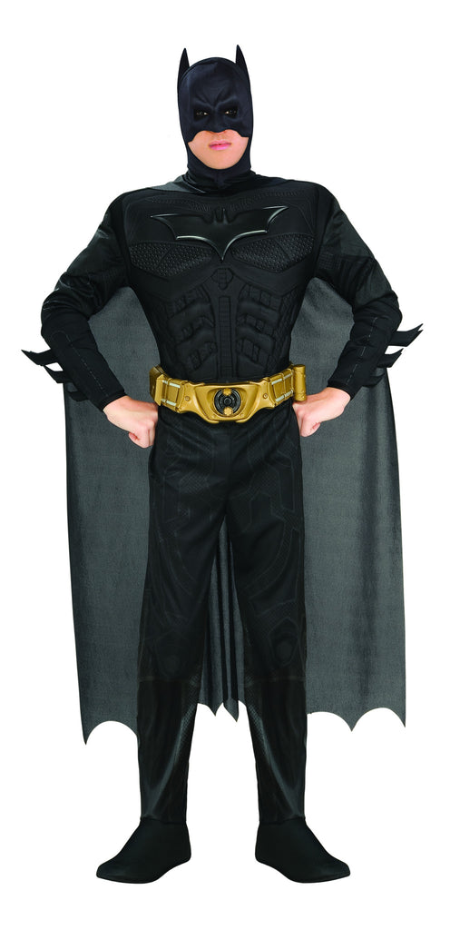 Batman Deluxe in Packaged Costumes from RUBIES at Buffalo Breath Costumes