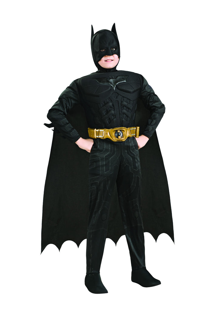 Batman child in Packaged Costumes from RUBIES at Buffalo Breath Costumes