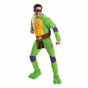 Donatello Deluxe in Packaged Costumes from RUBIES at Buffalo Breath Costumes