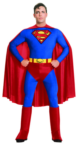 Superman in Packaged Costumes from RUBIES at Buffalo Breath Costumes