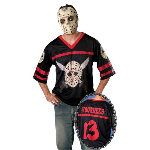 Jason Hockey Shirt in Packaged Costumes from RUBIES at Buffalo Breath Costumes