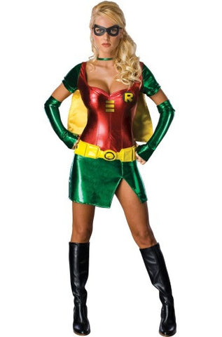 Female Robin in Packaged Costumes from RUBIES at Buffalo Breath Costumes