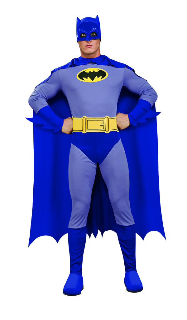 Batman superhero costume by Rubie's 889053 in Packaged Costumes from RUBIES at Buffalo Breath Costumes
