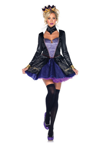 Evil Queen costume by Leg Avenue 85011 at Buffalo Breath Costumes