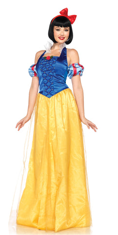 Princess Snow White by Leg Avenue DP85070 at Buffalo Breath Costumes