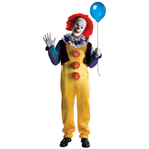 It The Movie Pennywise clown costume by Rubie's 881562 at Buffalo Breath Costumes