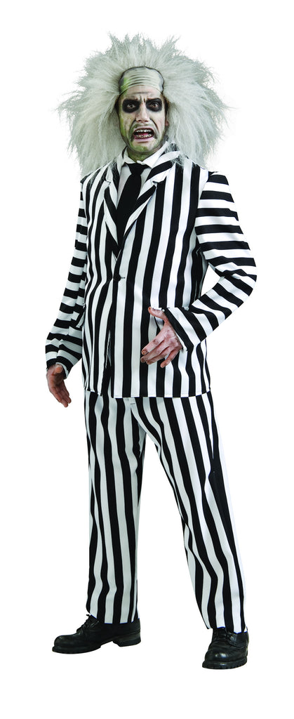 Beetlejuice costume by Rubie's 888736 at Buffalo Breath Costumes