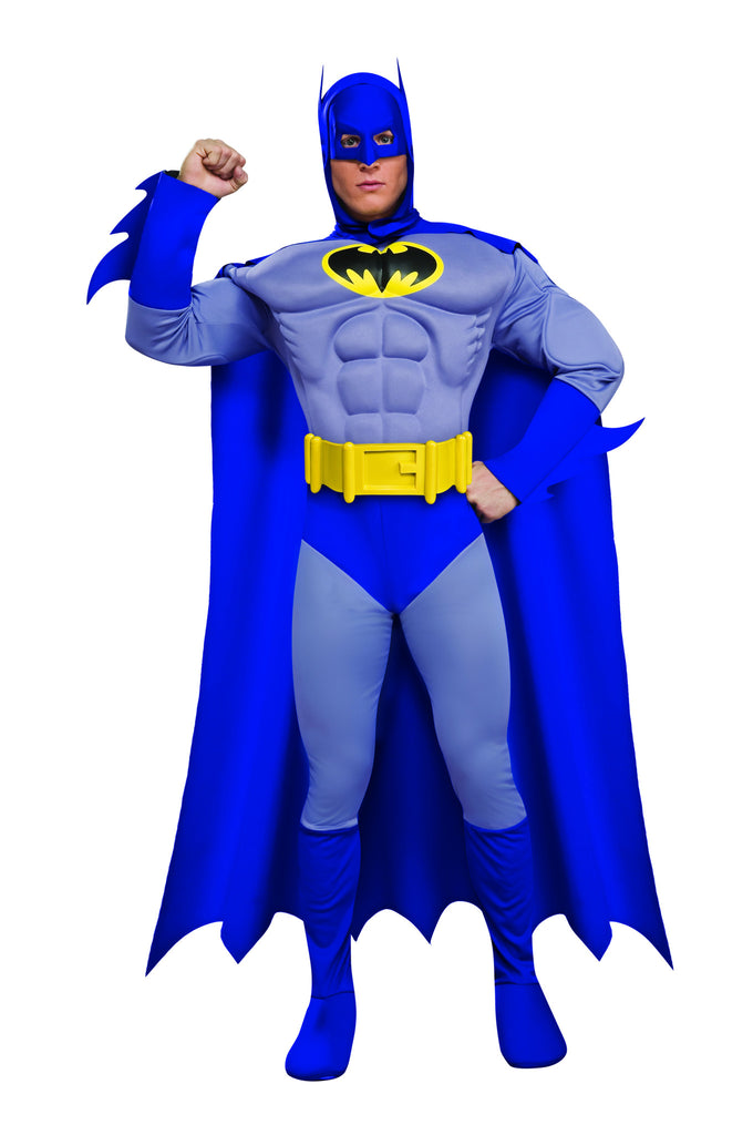Batman costume by Rubie's at Buffalo Breath Costumes