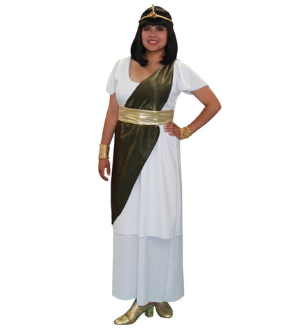 Cleopatra- Capped Sleeve in Theatrical Costumes from BuffaloBreath at Buffalo Breath Costumes
