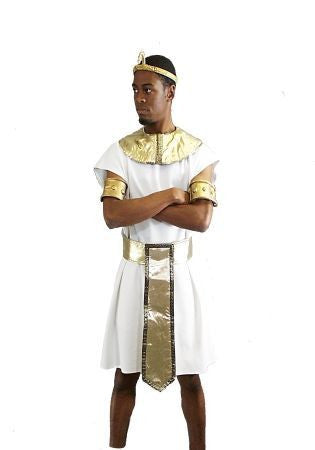 Pharaoh (King Tut) in Theatrical Costumes from BuffaloBreath at Buffalo Breath Costumes