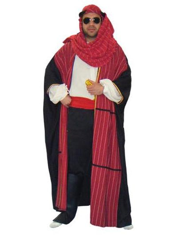 Red and Black Lawrence of Arabia