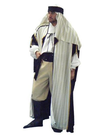 Lawrence of Arabia (Tan/Black)
