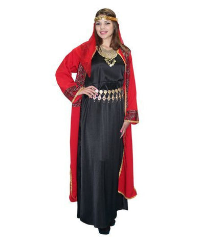 Bedouin Princess (red)