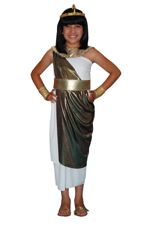 Cleopatra Child in Theatrical Costumes from BuffaloBreath at Buffalo Breath Costumes