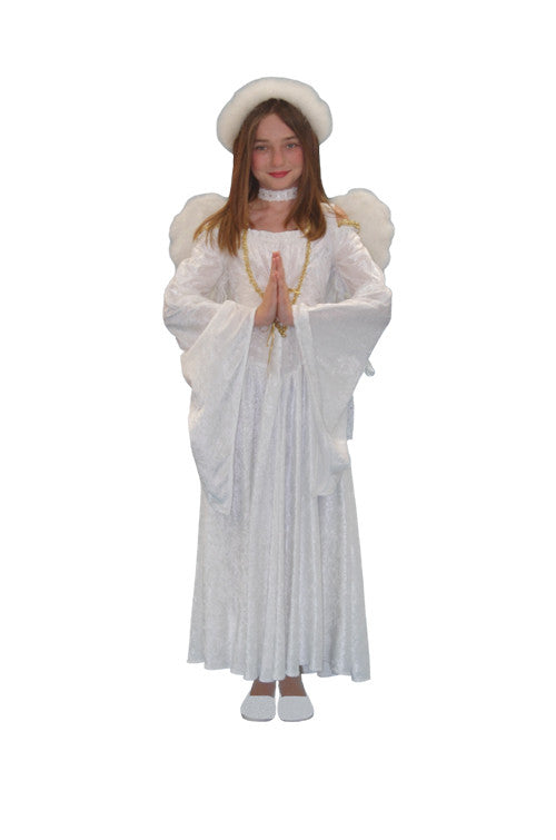 Angel Child in Theatrical Costumes from BuffaloBreath at Buffalo Breath Costumes
