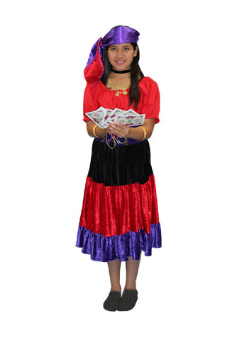 Gypsy Child costume rental or purchase at Buffalo Breath Costumes in San Diego