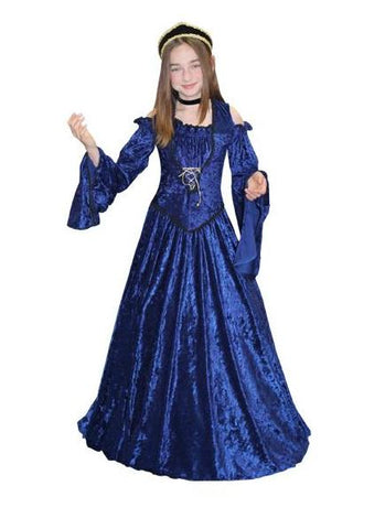 Juliet medieval / renaissance faire costume rental at Buffalo Breath Costumes in San Diego