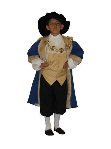 King Henry VIII child costume rental or purchase at Buffalo Breath Costumes