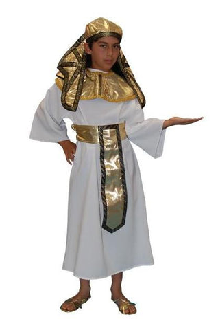 Pharaoh (child) in Theatrical Costumes from BuffaloBreath at Buffalo Breath Costumes