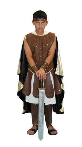 Studded Gladiator (child) in Theatrical Costumes from BuffaloBreath at Buffalo Breath Costumes