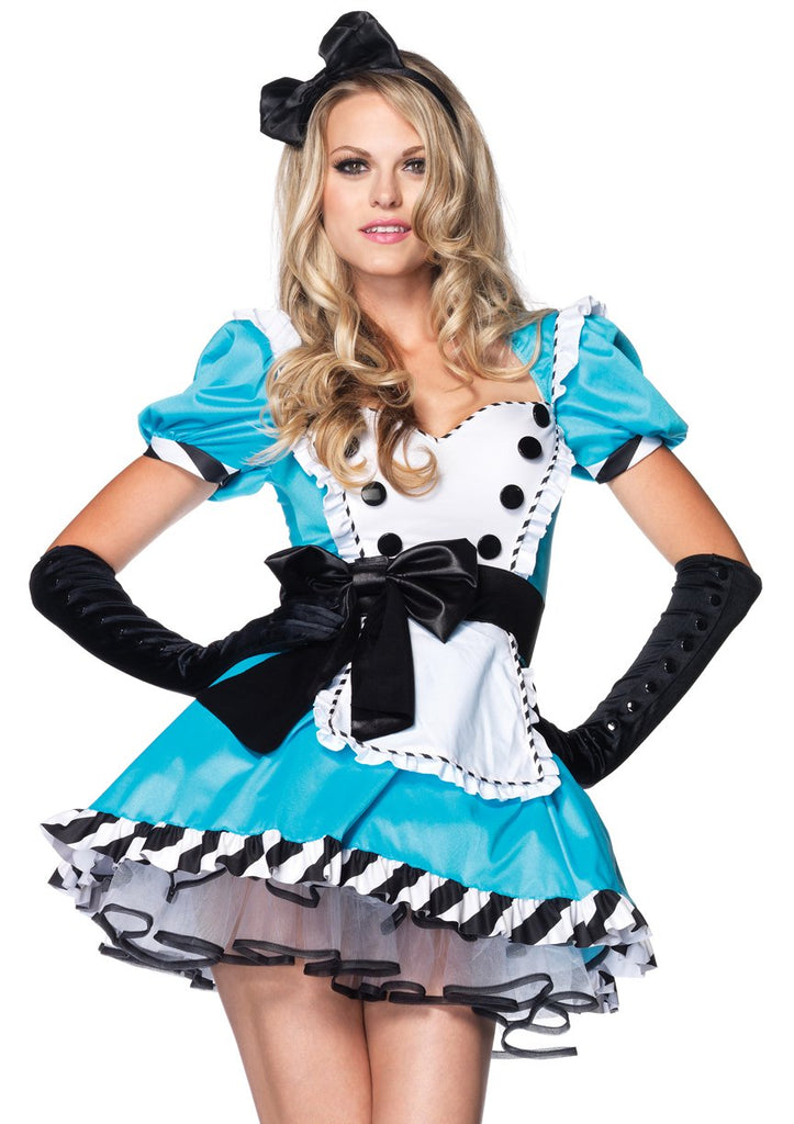Charming Alice costume by Leg Avenue 83773 at Buffalo Breath Costumes in San Diego