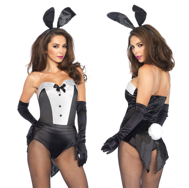Classic Bunny costume by Leg Avenue at Buffalo Breath Costumes