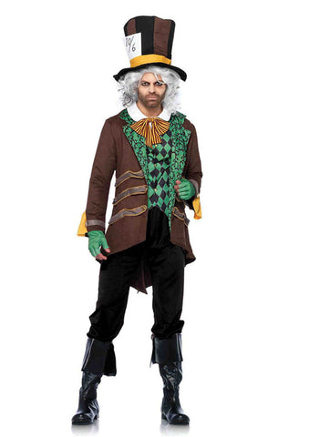 Classic Mad Hatter costume by Leg Avenue #85317 at Buffalo Breath Costumes