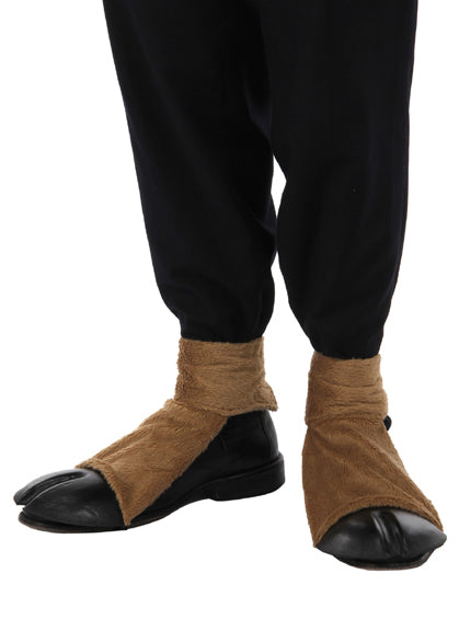 Deer Costume Back Hooves 433655 at Buffalo Breath Costumes