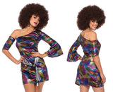 Disco Doll costume by Leg Avenue 85588 at Buffalo Breath Costumes