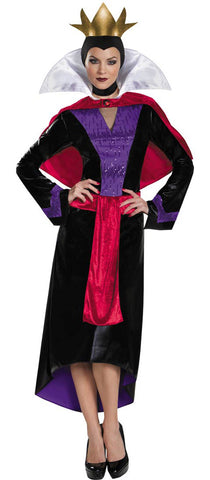 Disney Villain Evil Queen deluxe costume by Disguise 85702 at Buffalo Breath Costumes