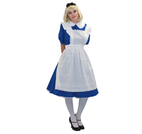 Alice in Wonderland costume rental at Buffalo Breath Costumes in San Diego