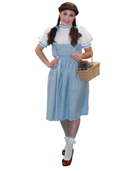 The Wizard of Oz Dorothy costume rental from Buffalo Breath Costumes  sc 1 st  Buffalo Breath Costumes & Classic Dorothy u2013 Buffalo Breath Costumes