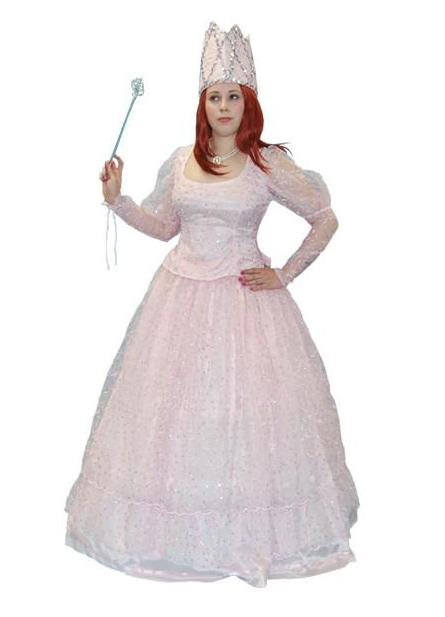 Glinda the Good Witch from the Wizard of Oz costume rental at Buffalo Breath Costumes  sc 1 st  Buffalo Breath Costumes & Glinda u2013 Buffalo Breath Costumes
