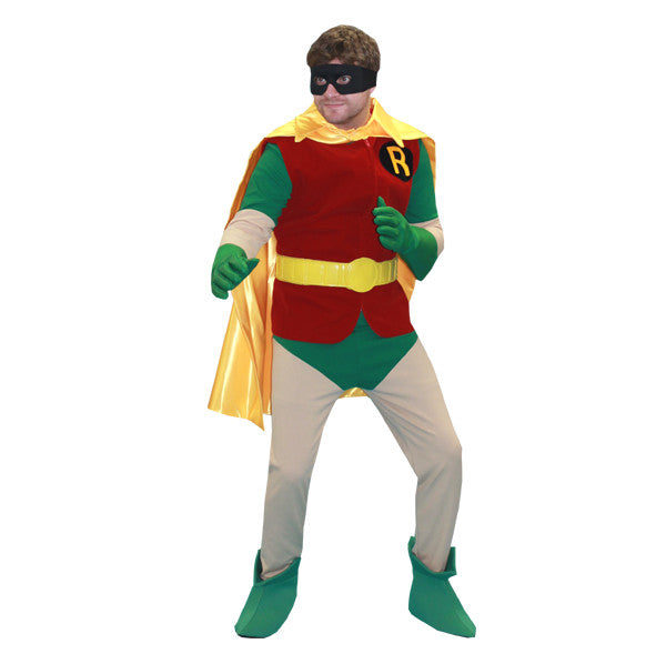 Boy Wonder in Theatrical Costumes from BuffaloBreath at Buffalo Breath Costumes