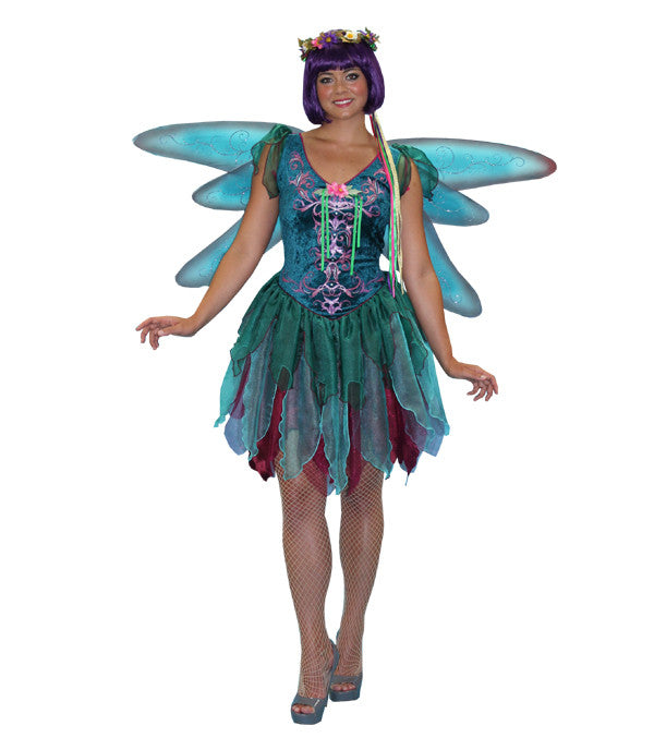 Enchanted Fairy in Theatrical Costumes at Buffalo Breath Costumes in San Diego