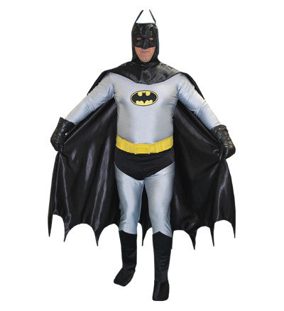 Comic Book Batman in Theatrical Costumes from BuffaloBreath at Buffalo Breath Costumes