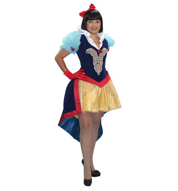 Snow White (deluxe) in Theatrical Costumes from BuffaloBreath at Buffalo Breath Costumes