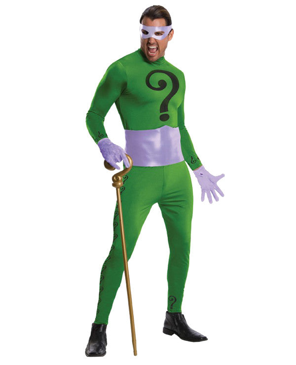 1960's Riddler in Theatrical Costumes from BuffaloBreath at Buffalo Breath Costumes
