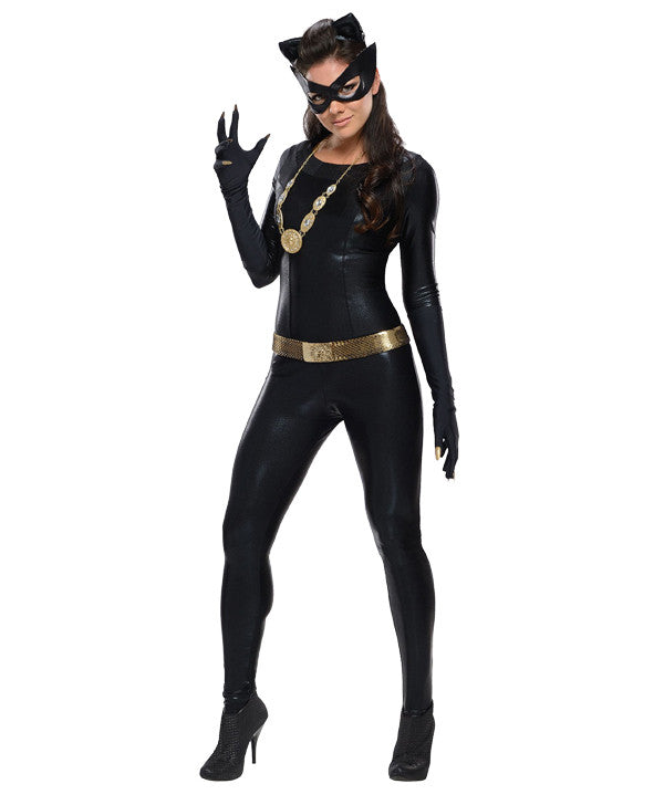 1960's Catwoman in Theatrical Costumes from BuffaloBreath at Buffalo Breath Costumes