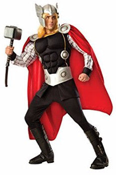 Thor superhero costume rental at Buffalo Breath Costumes
