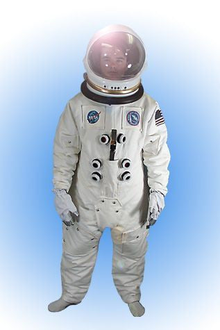 Classic Astronaut Space Suit in Theatrical Costumes from BuffaloBreath at Buffalo Breath Costumes